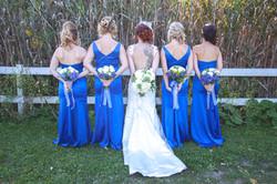 Aspen Florist Bride & her maids