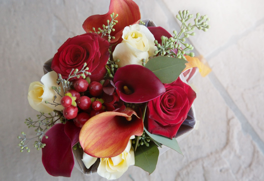 Aspen Florist Bridesmaid Bouquet