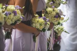 Aspen Florist Bridesmaid Bouquets