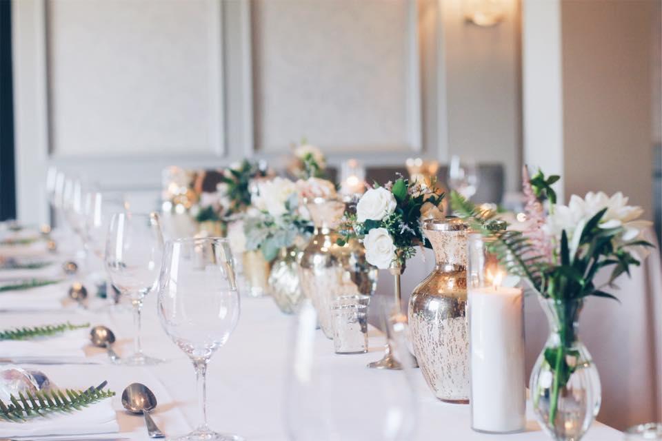 Bouquet Vases & Loft Candles