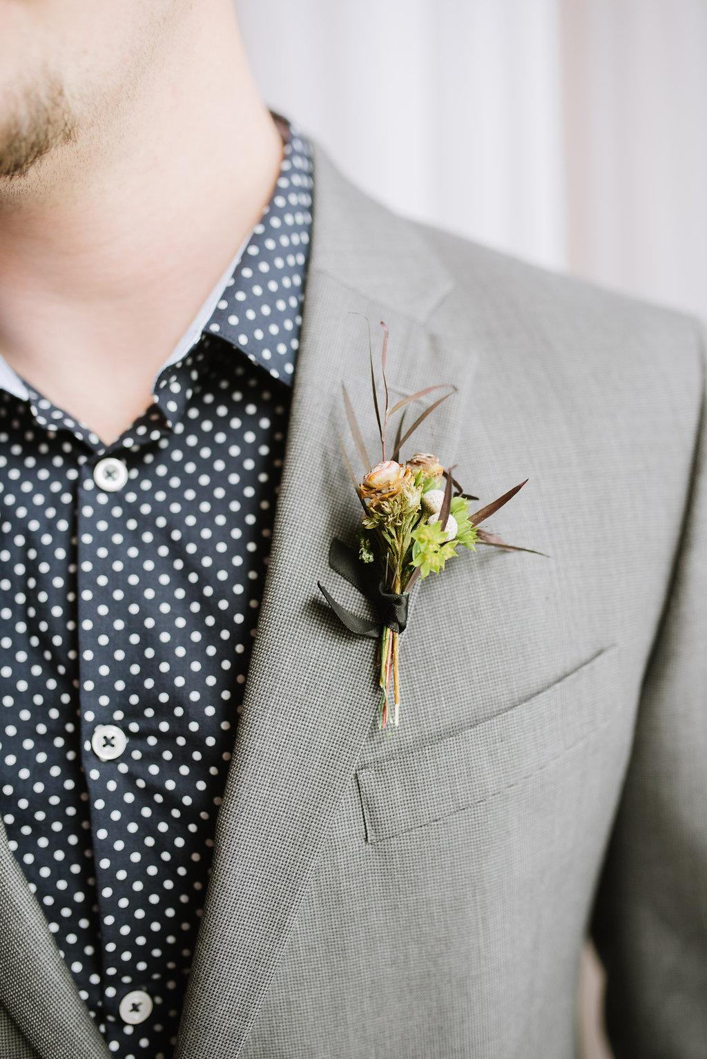 Aspen Florist Boutonniere