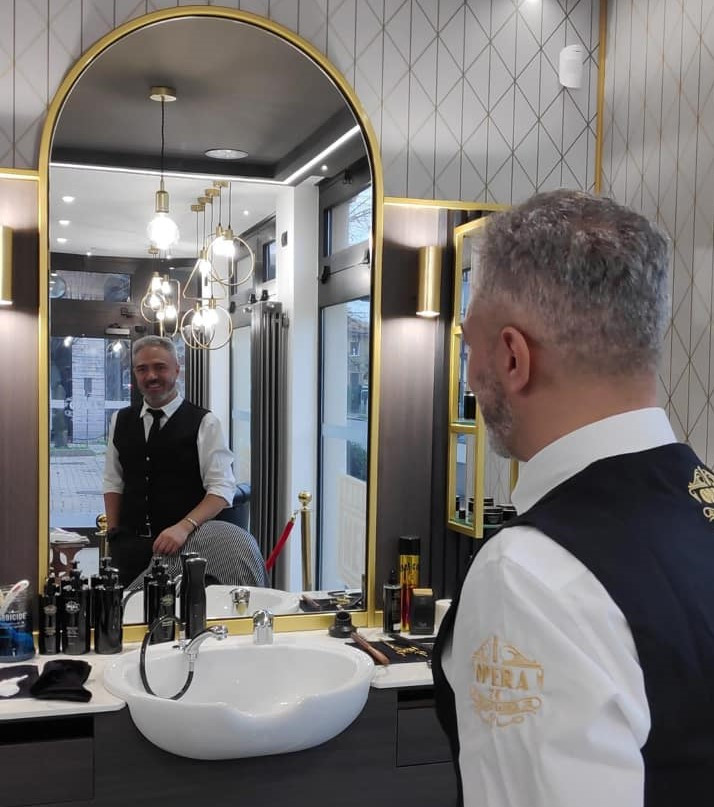 Fabio Costanzo il tuo Barbiere Ideale: Opera74