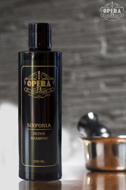 SINFONIA - Shampoo DETOX 250ml