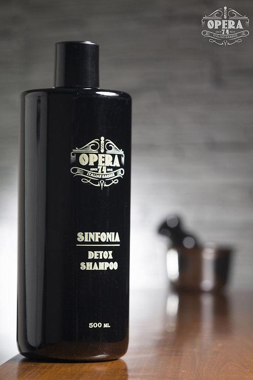 Opera74 - professional Detox shampoo
