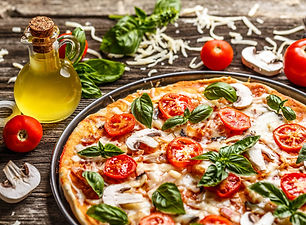 fresh-pizza-with-tomatoes-cheese-and-mus
