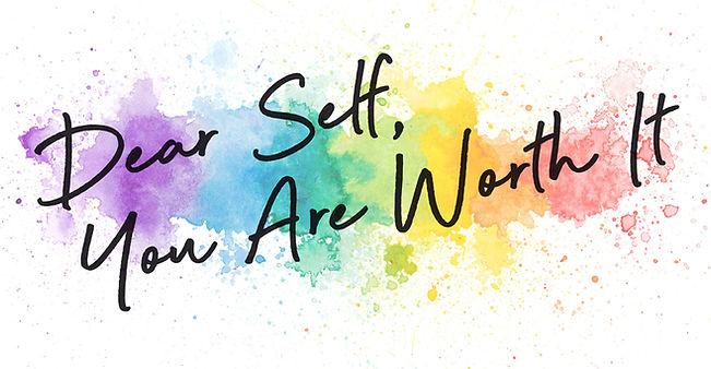 Dear Self, You Are Worth It program