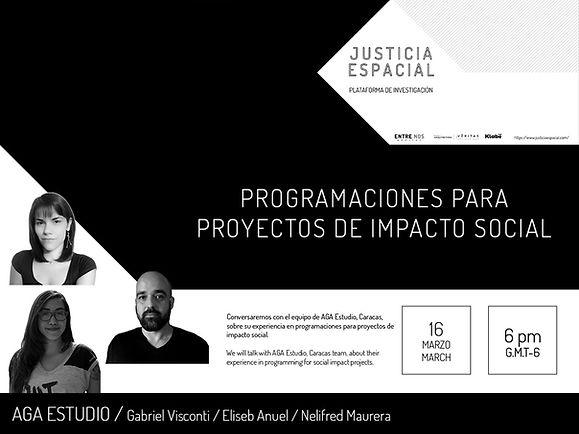 gabriel visconti, aga estudio, arquitectura, venezuela, barrio, ciudad, urbano, urbanismo