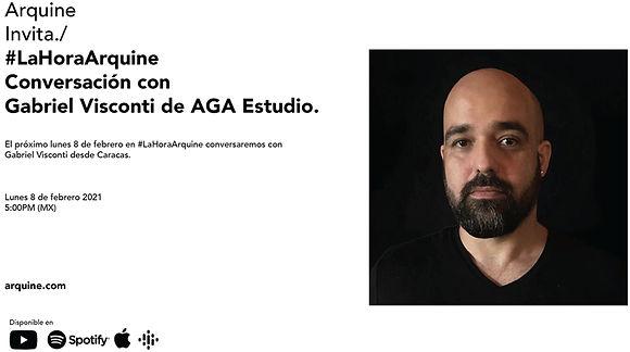 gabriel visconti, aga estudio, caracas, venezuela, arquitectura, urbanismo, ciudad