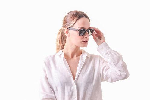 Óculos de Sol Reto Demi fosco Oyo