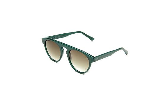 Óculos de Sol Aviador Verde Oyo