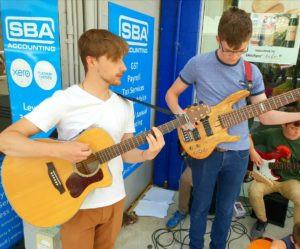 Next generation guitar teachers in Wellington just keep getting better…