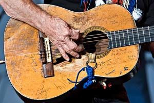 Choosing the right guitar for lessons