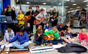 Guitar Lessons – Holiday Programmes – Band School