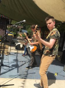 Newtown Tuesday announce plans to record their first E.P