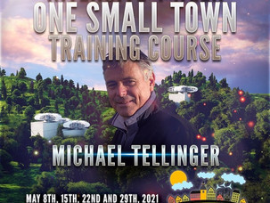 Four Intensive Workshops – ONE SMALL TOWN IMPLEMENTATION