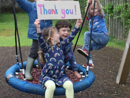 North Petherwin Parish Hall Playground Project named as finalist in Calor Rural Community Fund 2021