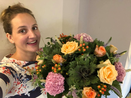 Help a Lanson florist bring a national award home