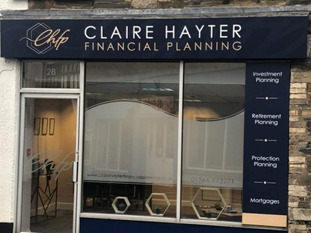 Claire Hayter Financial Planning sponsors Ladies Team at Launceston Rugby Club