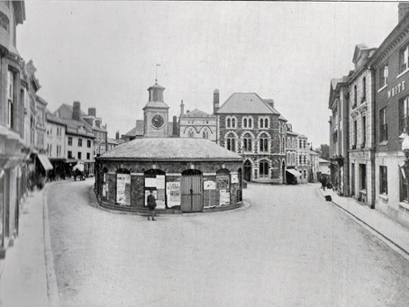 The Evolution of Launceston High Street - Then and Now