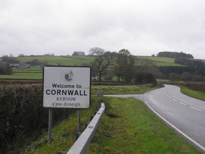 Cornwall, there's a lot more to it than pasties and Poldark!