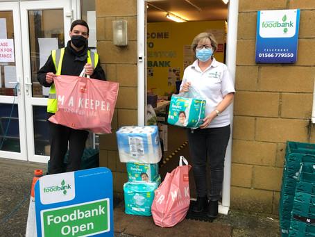 Launceston Foodbank: Here to help!