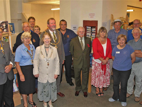 Launceston Rotary news: 10-year celebrations and photo competition