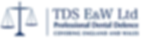 logo for dental defence TDS for EJH Aesthetics botox in suffolk