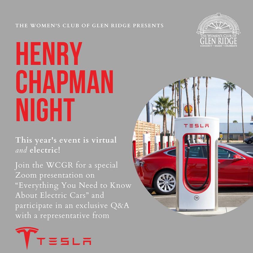 Henry Chapman Night
