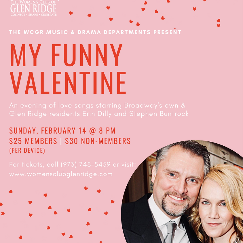 My Funny Valentine - Broadway Love Songs