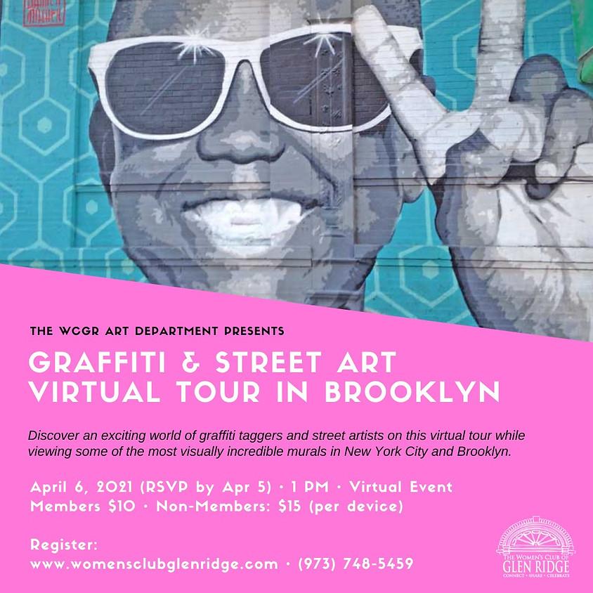Graffiti & Street Art Virtual Tour of Brooklyn