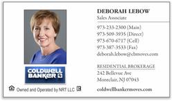 Deb Lebow Coldwell Banker