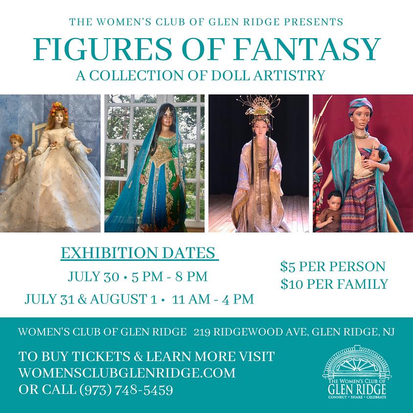 Figures of Fantasy - July 31