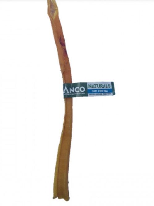 Anco Naturals Giant Pork Roll/Rind Bar