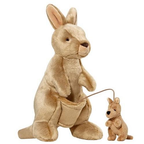 Fluff & Tuff Phoebe & Joey Kangaroos