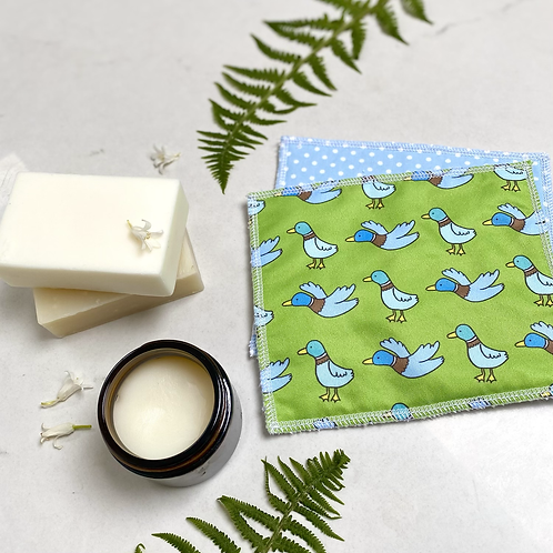 What's Up Duck Reusable Wipes