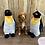 Thumbnail: Animal Instincts Snow Mates Pedro Penguin Extra Extra Large