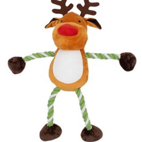 Large Hug Tug Reindeer