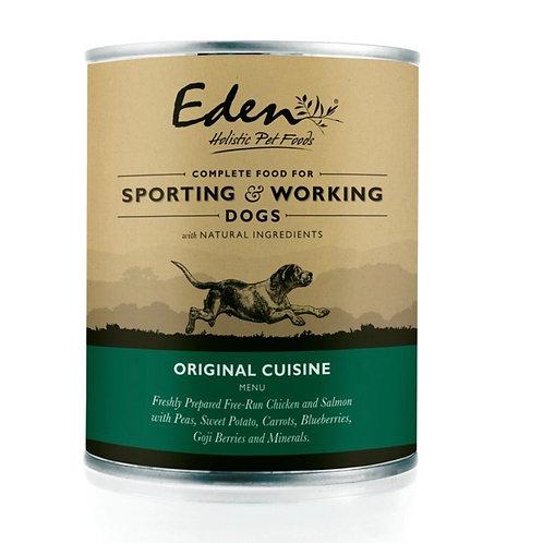 Eden Wet Food For Dogs Original