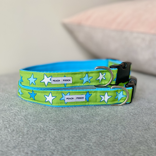 Starry Eyed Dog Collar