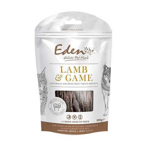 Eden Lamb & Game Treats
