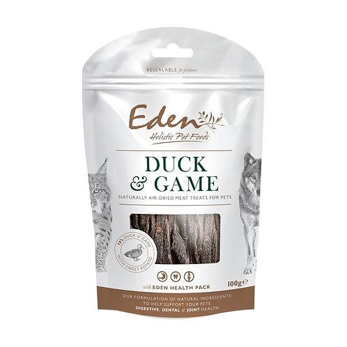 Eden Duck & Game Treats