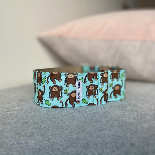 Monkey Business Martingale Collar
