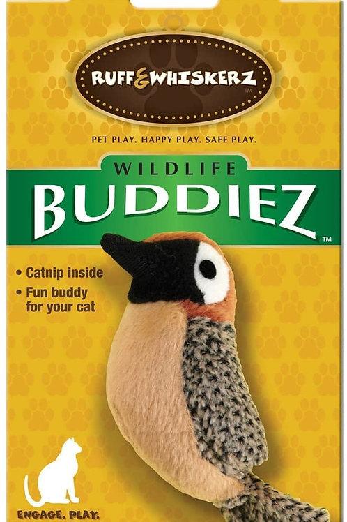 Ruff & Whiskerz Bird Toy (with catnip)