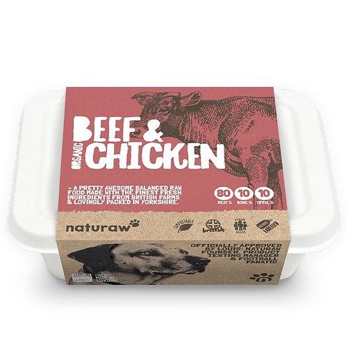 Naturaw Beef & Chicken 500g
