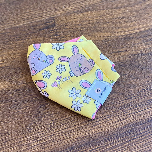 Bunny Small Child Face Covering