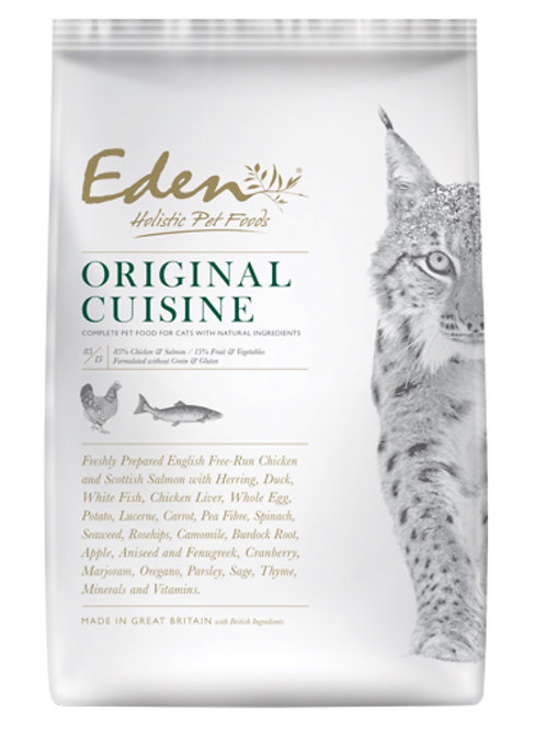Eden 85/15 Cat Original Cuisine 400g