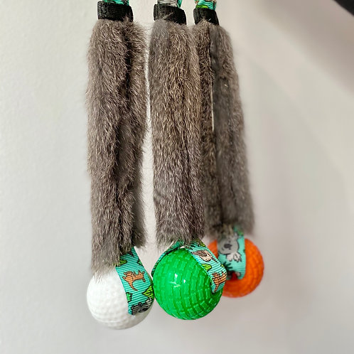 Australian Appeal Rabbit Bungee with Ball