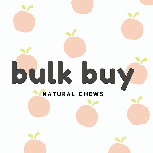 Bulk Buy Natural Chews