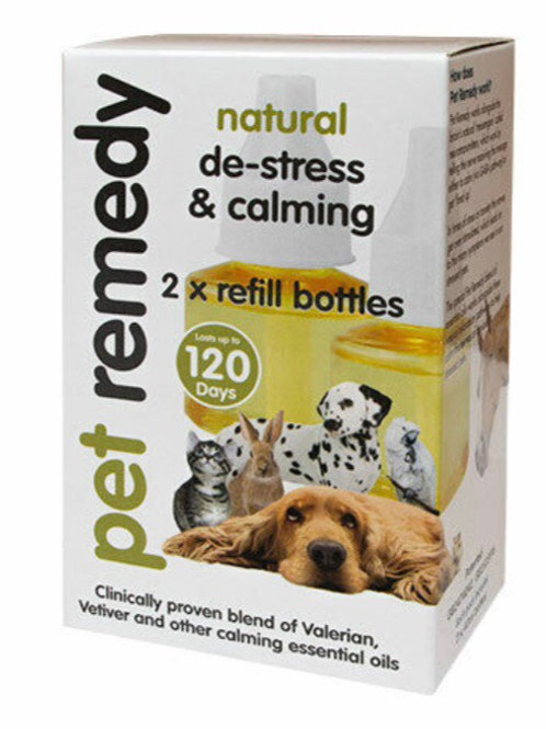 Pet Remedy Refill Diffuser Bottles