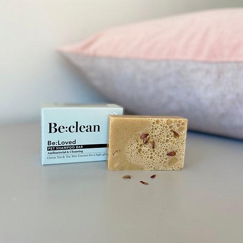 Beloved Shampoo Bar: Be Clean